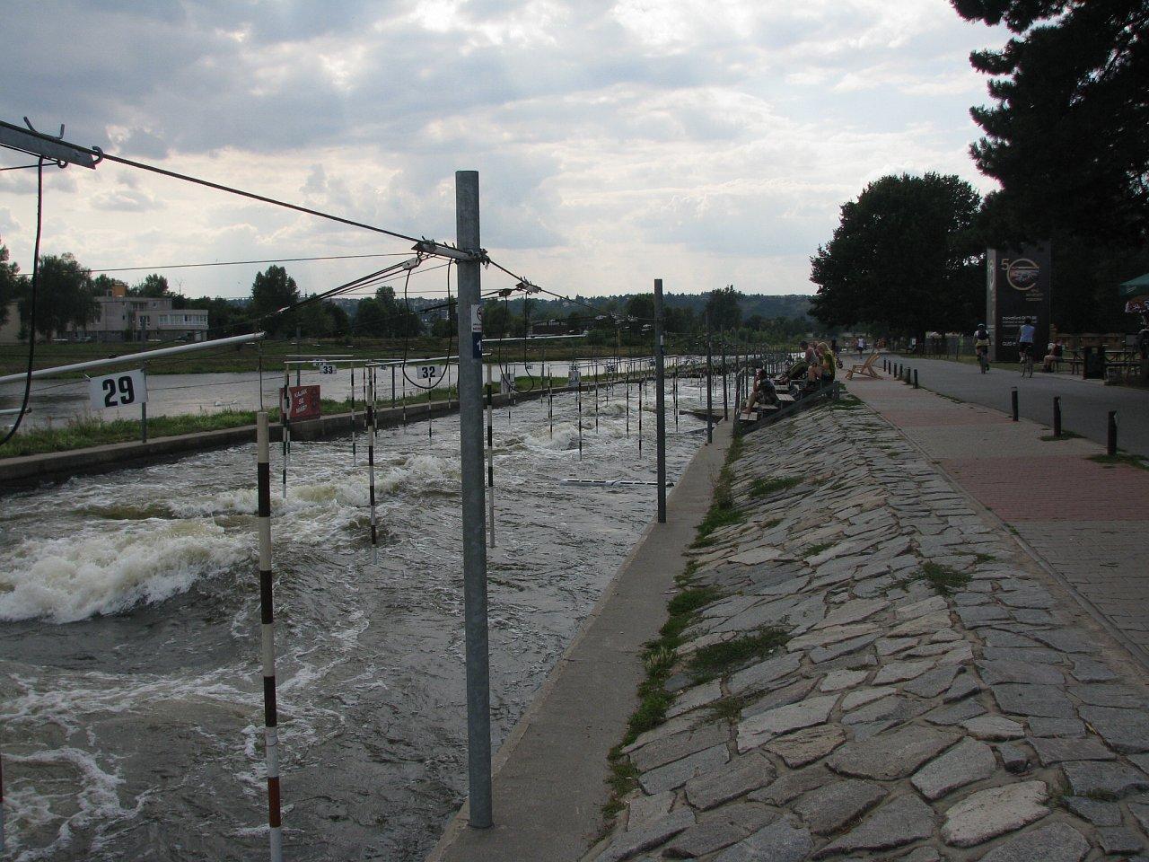 Vodní kanál Troja